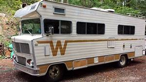 Used Rvs Retro 1972 Winnebago Rv In Great Condition For