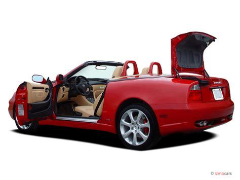 maserati cambiocorsa convertible image 2004 maserati spyder 2 door convertible cambiocorsa