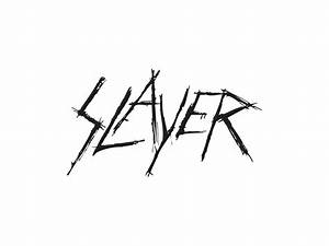Slayer band wallpaper | Band logos - Rock band logos ...