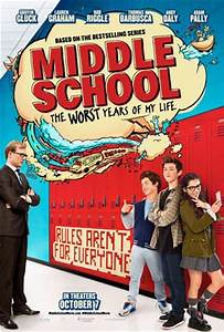 Middle School: The Worst Years of My Life DVD Release Date ...