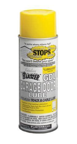 blaster garage door lube blaster products 16gdl gdl garage door lube aerosol