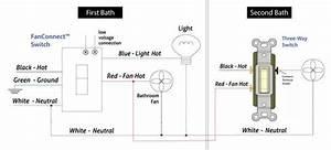 Nutone Bathroom Exhaust Fans Wiring Diagram