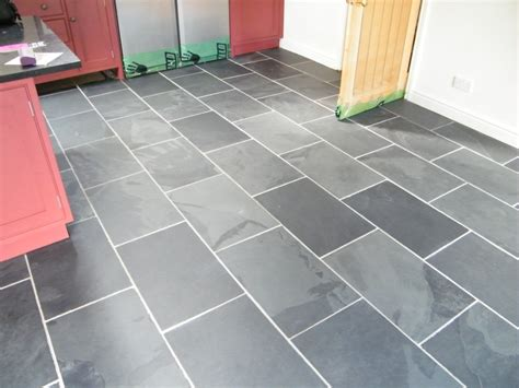 slate tile for kitchen floor black slate kitchen floor stripping cleaning and sealing 7975