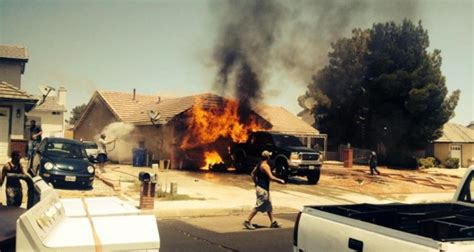 residential fire  victorville displaces family   vvngcom real news real fast