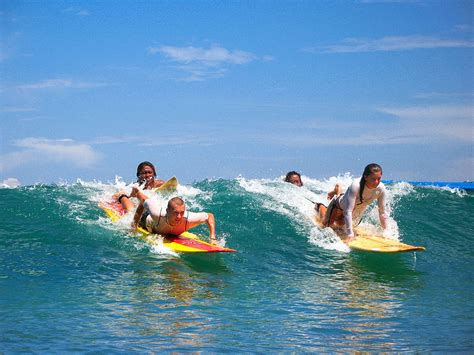 Surfing Bali by Learning To Surf In Bali Why It S Better To Learn From A