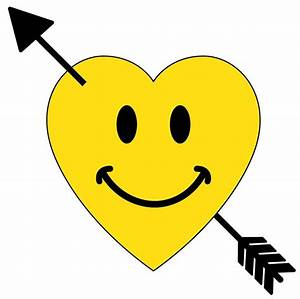 Heart Face Emoticon - ClipArt Best