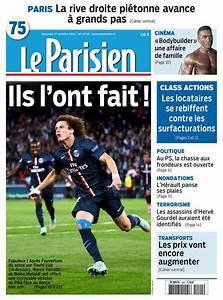 Journal De Demain : la une de votre journal le parisien demain ils l 39 ont ~ Preciouscoupons.com Idées de Décoration