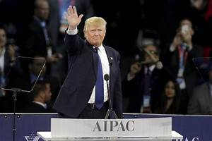 Donald Trump Pledges Commitment to Israel in ...