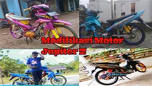Modifikasi Motor Jupiter Z 2020 Part 2