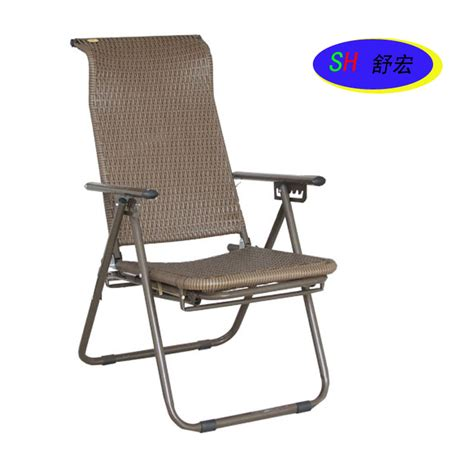 woven wicker chair folding lounge chairs office nap