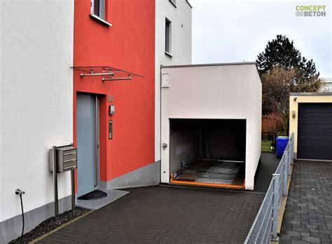 Duplex Garagen, Doppelstock Garagen & Konische Fertiggaragen