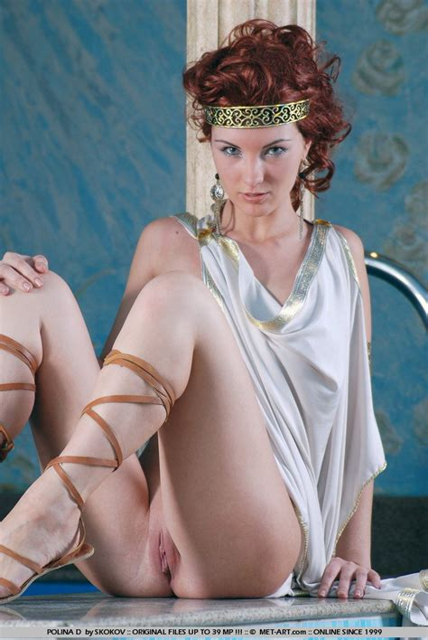 Polina in Patritia by Met-Art (21 nude photos) Nude Galleries