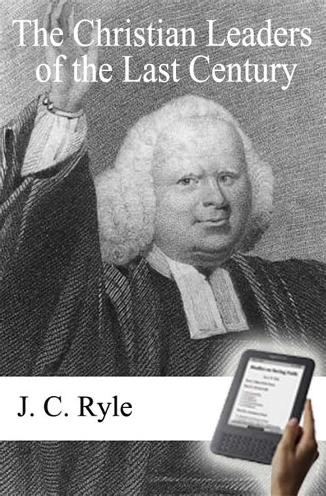 christian leaders    century    ryle