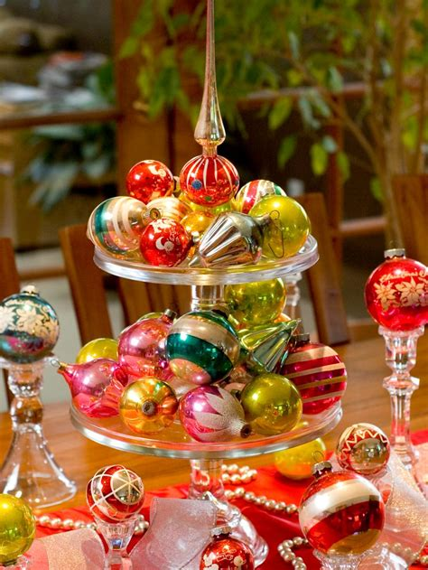 christmas decorations in have a very vintage christmas hgtv