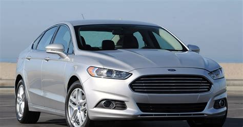 ford fusion owner manual