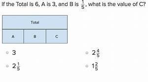 Simple Fraction Problems