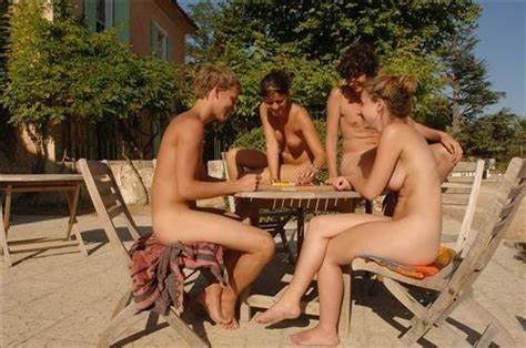 This Fun Seems Something Life Familiar Nudist Idea 81: Organize A Braless Board Games Event