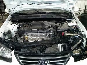 2009 Kia Spectra Manual Transmission