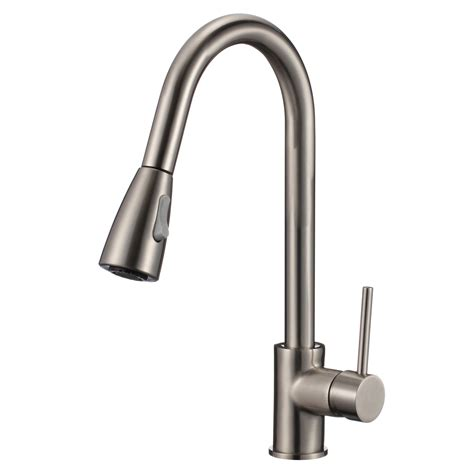 restaurant faucets kitchen 16 quot pull kitchen bar sink faucet one