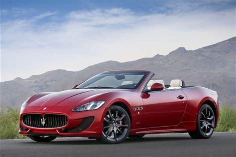 Review Maserati Grancabrio by Review Maserati Grancabrio 2009 Honest