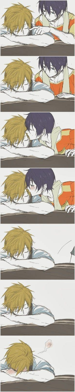 49 Best Images About Makoto And Haru On Pinterest A Kiss
