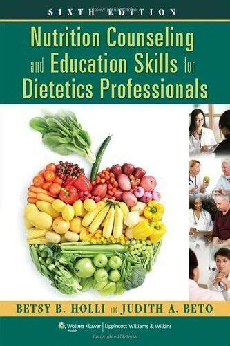 Nutrition Counseling and Education Skills for Dietetics ...
