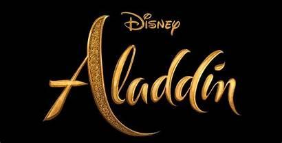 Aladdin Font Disney Movie Action Trailer Teaser