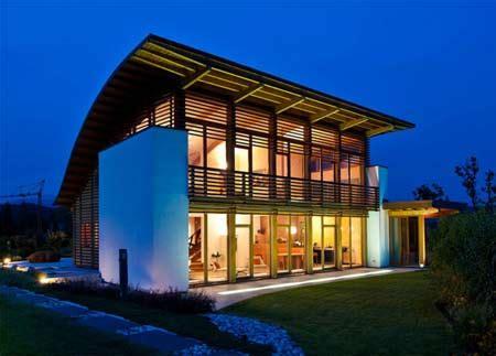 Case prefabbricate in legno chiavi in mano moderne e rispettose dell'ambiente BCasa