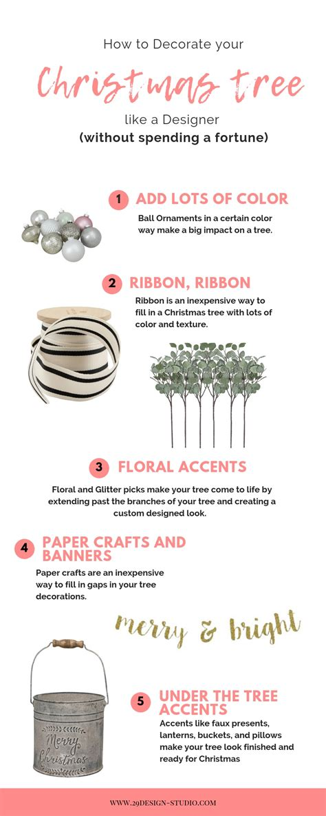 beginners guide  decorating  christmas tree