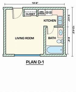 Apartment small 1 bedroom apartment floor plans apartment for One room apartment design plan