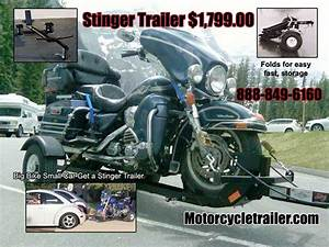 Easy Storage One Or Two Motorcycle Atv Scooter Or Trike
