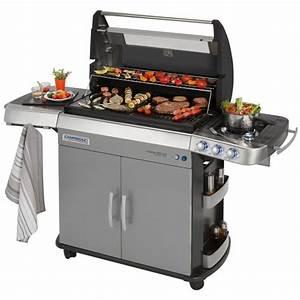 Barbecue Campingaz Leroy Merlin : barbecue gaz campingaz 4 series rbs exs ~ Melissatoandfro.com Idées de Décoration