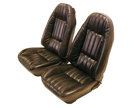 Upholstery Kit by 1978 1981 Camaro Firebird Front Buckets Seat Upholstery