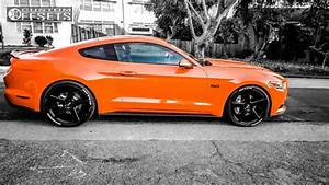 2016 Ford Mustang Niche Carini Ford Racing Performance Parts Lowering Springs