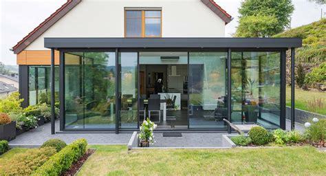 veranda moderne toit plat
