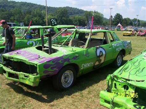 Demo Derby May 12th In Richland Center, Wi  Admission