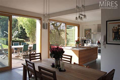 photo de cuisine ouverte sur sejour sejour ouvert sur cuisine cuisine en image