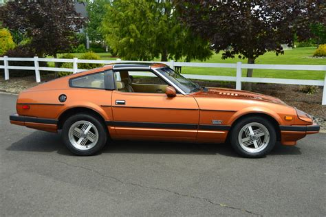 280zx Datsun by No Reserve 1982 Datsun 280zx Turbo For Sale On Bat