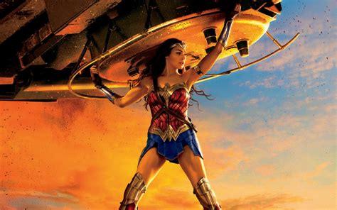 Wonder Woman Hd 2017 Wallpapers