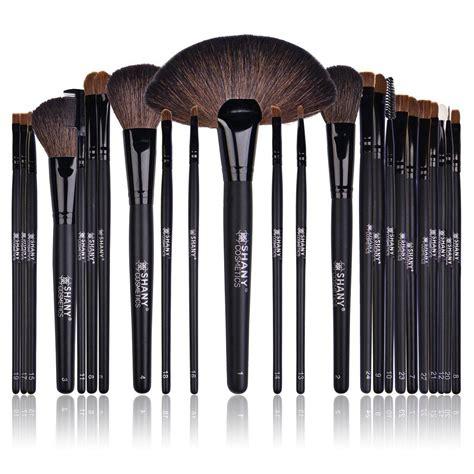 amazoncom shany studio quality natural cosmetic brush