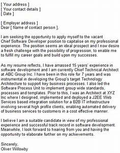 Software developer covering letter sample for Technical writer cover letter no experience