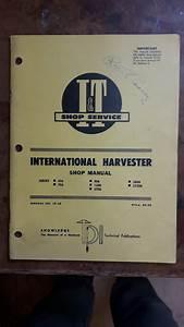 65  U2013 73 International Harvester Model 656 Row Crop Tractor