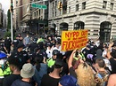 "George Floyd Protest In Union Square Met With ""Aggressive ..."