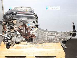 Toyota Altezza 3sge Beams Vvti Engine 6speed Transmission