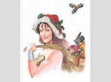 Wonder Woman Christmas – Andertoons Cartoon Blog