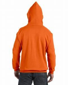 Hanes P170 7 8 Oz Ecosmart 50 50 Pullover Hood