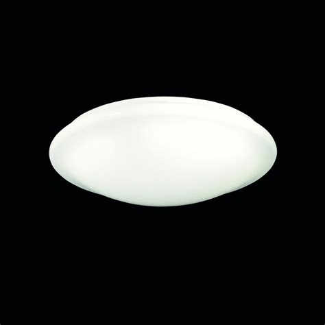 302 30wh white acrylic flush ceiling light