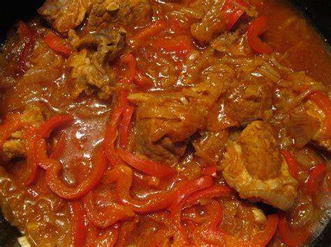 veal recipes veal goulash with sauerkraut recipe dishmaps