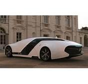 Future Transportation  Honda Zeppelin Concept Is Sedan Of