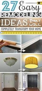 27, Easy, Remodeling, Ideas, To, Transform, Your, Home, U2014, Info, You, Should, Know
